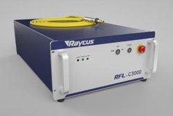 Raycus 2000W 3000W de corte y soldadura láser CNC Fuente de alimentación