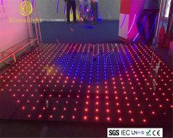 A todo color con la tarjeta SD de Baile de video RGB LED SMD5050 3 en 1 lámparas LED