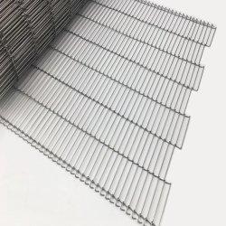 Транспортная лента лестницы проволочной сетки из нержавеющей стали пицца печь сетка транспортной ленты