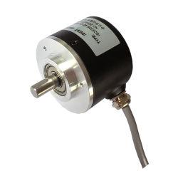 Isc5208 8мм сплошной вал дополнительных оптический волоконный ЭЛЕКТРОДВИГАТЕЛЬ ПОСТОЯННОГО ТОКА поворотный шифратор 600 PPR/1000/1024/2048/2500PPR 5 В постоянного тока/12V/24V (IBEST)