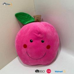 詰まる新しいフルーツのAppleのプラシ天のおもちゃ