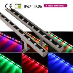IP67 для использования вне помещений пейзаж светодиодный индикатор внешней солнечной энергии на стену света