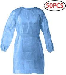 مخزون يتوفّر صاحب مصنع يلبس فحص زرقاء [نون-ستريل] [بروتكتيف كلوثينغ] مستهلكة