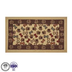 Estilo nórdico personalizado impreso en color de múltiples Cartoon alfombra alfombra alfombra de pared Dormitorio Baño Salón de la puerta de cocina