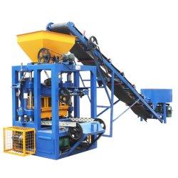 Mattone standard macchina per la produzione Kenya Qt4-24 blocco cavo elettrico per calcestruzzo Macchina
