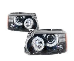 Range Rover Sport 2010용 차량 헤드램프 프론트 LED 조명 - 2012년