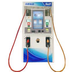 مضخة البنزين ذات التخفيضات الساخنة موزّع الوقود العالمي، وموزع وقود شاحنة سانكي مع أسطوانة، وموزع الوقود الإلكتروني