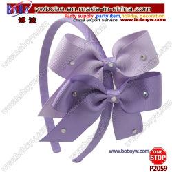 Cadeau de vacances de ruban de produits capillaires Bow Kids Coiffure de bande de cheveux Accessoires de cheveux (P2025)