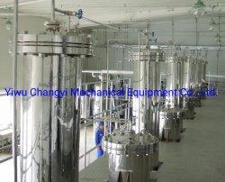 Colonna separatrice dell'anione dell'acciaio inossidabile di cromatografia farmaceutica ad alta pressione della resina