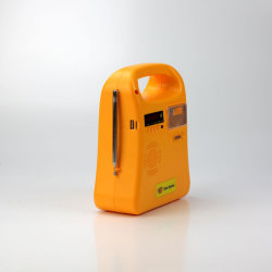 Etiópia Bluetooth do mercado 10W LED de iluminação doméstica Solar System Kit de Iluminação LED com rádio/Lanterna Solar/MP3 lanterna LED de luz LED Solar com 4 lâmpadas LED de PCS