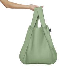 عرض الهدايا المُعاد تدويرها وفقًا لمعايير BSCI LVMH ISO المطوية وفقًا للمصنع والمُخصّصة وفقًا لمعايير Eco حقيبة ظهر عضوية تسوق من القطن حقيبة حقيبة حقيبة حقيبة حقيبة