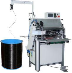 سعر المصنع سلك واحد تشكيل آلة معدنية ربط حلزوني واحد سعر الماكينة