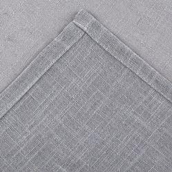 El verano de imitación barata turca telas cortinas de lino en línea para el Salón de la ventana