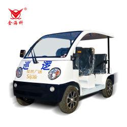 سعر جيد جدا تصدير الصين 4 مقاعد ميني كهربائي سيارة دورية للبيع