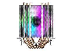 Dispositivo di raffreddamento 2020 del CPU della cassa del calcolatore di desktop pc di Caldo-Vendita L6 di Darkflash