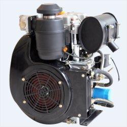 292f zwei Dieselmotor-kleine Energiequelle des Zylinder-14kw mit elektrischem Anfang
