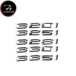Accessoires auto voiture ABS Volant Stickers de garniture de l'emblème d'un insigne pour BMW 3 Series 320J 325J 328J 330J 335J