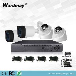 DVR 4CH 사진기 안전 장비를 가진 Wardmay 4CH 1MP DVR 장비 가정 경보망 CCTV 사진기