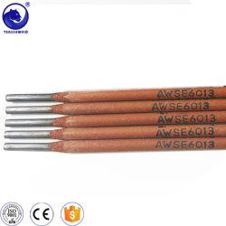 ルチルのタイプ炭素鋼の溶接棒のAws E6013溶接棒