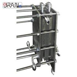 産業版およびフレームの熱交換器の版の熱交換器すべてのタイプ