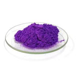 La porpora del campione libero colora la polvere di mica per la saponeria