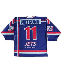La coutume de Hockey sur Glace Hockey Jersey Cheap Shirts Club de hockey sur glace pour l'équipe de Jersey