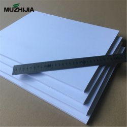 materiale della decorazione della casa dello strato della schiuma plastica del PVC della scheda della gomma piuma del PVC di 18mm