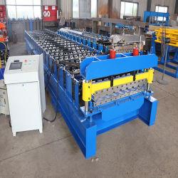 금속 판금 IBR 루프 패널 타일 제작 기계