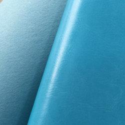 جلد PU/PVC متعدد الوظائف للفرش الصناعي لدفتر ملاحظات/جهاز iPad ذو غطاء رفيع جدًا