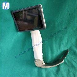 شفرات من الفولاذ المقاوم للصدأ منظار فيديو قابل لإعادة الاستخدام لإدارة مجرى هوائي أنشيزيا