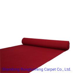 Tapijt van de Vloer van de duidelijk-Oppervlakte van de Polyester van 100% het Naald Geslagen