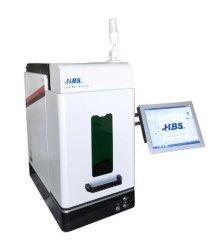 Het compacte MiniMetaal die van de Laser van de Vezel Machine met Beschermende Dekking merken