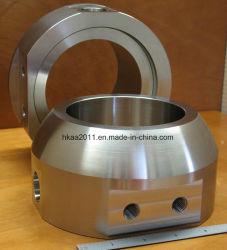 精密機械化の部品CNCの機械化の製粉の旋盤にかかる部品