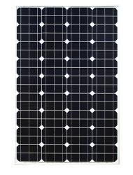 Produto novo Design simples 250W mono painel solar de energia solar