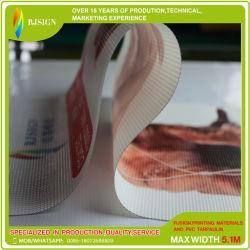 Tecido de malha de PVC revestido de PVC Malha de poliéster para mobiliário