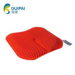 Commerce de gros coussins de siège de plein air Coussin de siège en silicone souple étanche