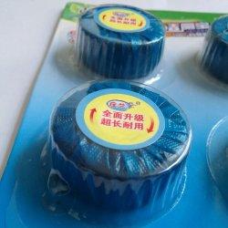 Bleu OEM Flush nettoyant pour cuvette/ bloc de toilette /toilettes Deodorizer à billes