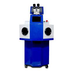 Fabricado na China 100W Jóias Dispositivo de soldadura a laser para odontologia