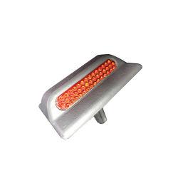 L'Autoroute de la résistance anti-collision>40tonne goujon de la route d'aluminium en alliage de zinc