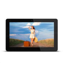 Cadre photo numérique de 15 pouces la Rotation automatique d'affichage verticale avec WiFi Cadre photo numérique