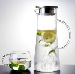 Оптовая торговля холодной водой из стекла в горшочках/кувшин воды /стеклянный чайник