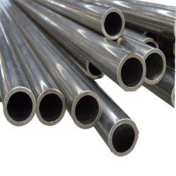 Tubo d'acciaio senza giunte laminato a freddo St37/St45/St52 di alta precisione