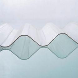 Strato ondulato del tetto del PC del policarbonato di plastica per il lucernario