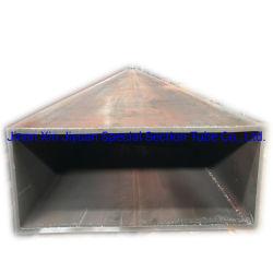 De holle Pijp van het Staal van /Shaped/Rectangular van de Sectie Vierkante Naadloze