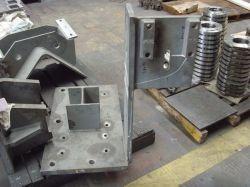 Дизайн и сварки металлических деталей с инженерной поддержки