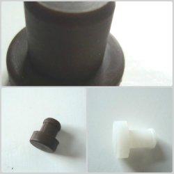 Tappo di gomma personalizzato non tossico della conduttura