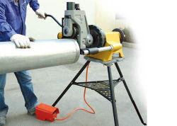 تلائم ماكينة Grooving Roll مقاس 2 بوصة إلى 12 بوصة مجموعة إدارة قدرة 300