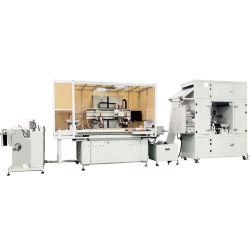 PVC un rouleau à l'écran d'alignement CCD Machine d'impression