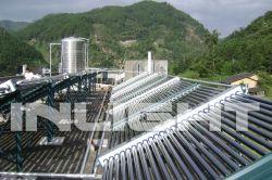 Système de chauffage solaire sans pression