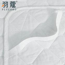 El protector de colchón equipado Cubierta cubierta impermeable colchón